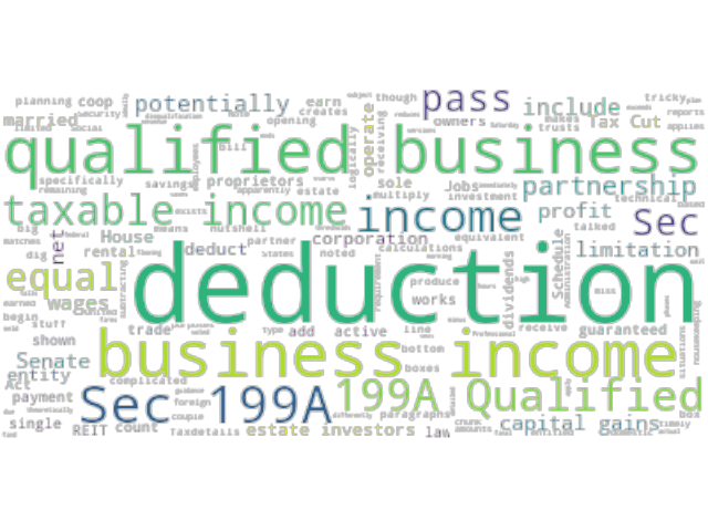 income deduction